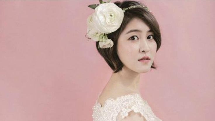 'Cheese in the Trap's Park Min Ji transforms into a beautiful bride for 'Wedding 21' | allkpop.com