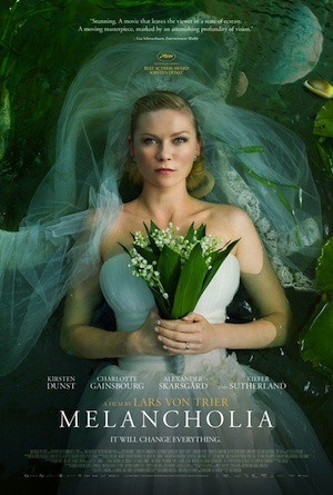 Melancholia - Weirdest, yet most visually stunning film I've ever seen...