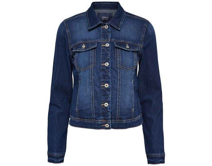 ONLY Damen Jeans-Jacke Übergangsjacke onlWesta Jacket ,Farbe: blau, Größe: 34 Jetzt bestellen unter: https://mode.ladendirekt.de/damen/bekleidung/jacken/jeansjacken/?uid=9135d62b-1c75-557a-849b-a2a0c38732de&utm_source=pinterest&utm_medium=pin&utm_campaign=boards #jeansjacken #bekleidung #jacken