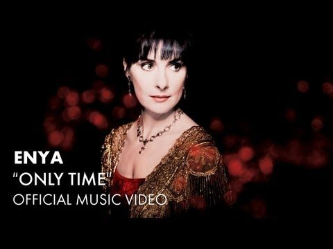 ▶ Enya - Only Time (Official Music Video) - YouTube