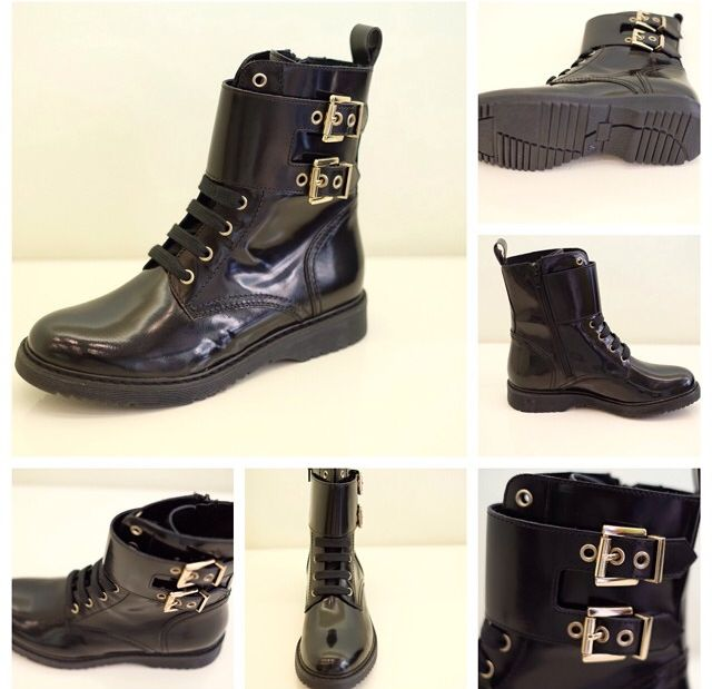 Brussels boots by Tosca Blu Shoes