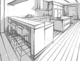 How to design a small kitchen