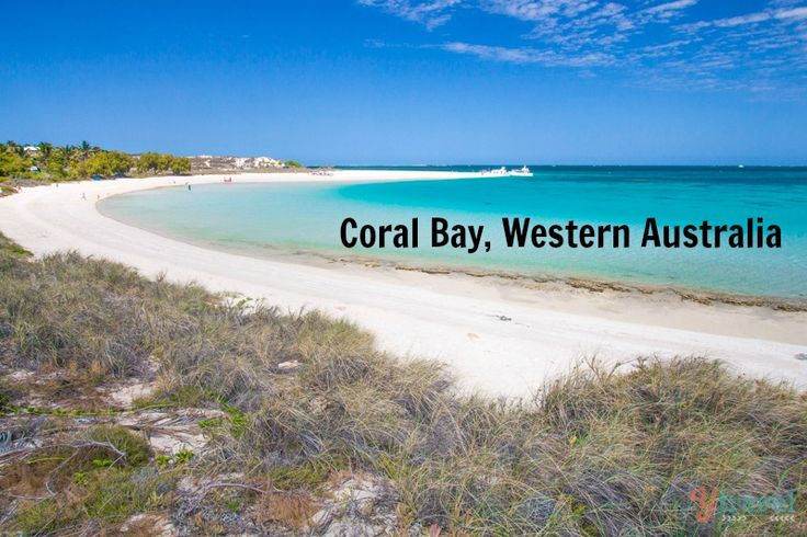 Falling in love with Coral Bay, Western Australia