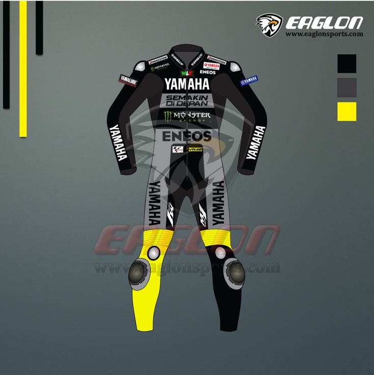 This specially designed beautiful Yamaha M1 Leather Race Suit wore by Valentino Rossi in MotoGP 2013. Description Valentino Rossi Yamaha M1 MotoGP 2013 Leather Race Suit is designed for professional bikers to show their love toward him on the track. This suit is made of Cowhide leather with thickness of 1.2-1.3 mm and Schoeller Kevlar Fabric for …