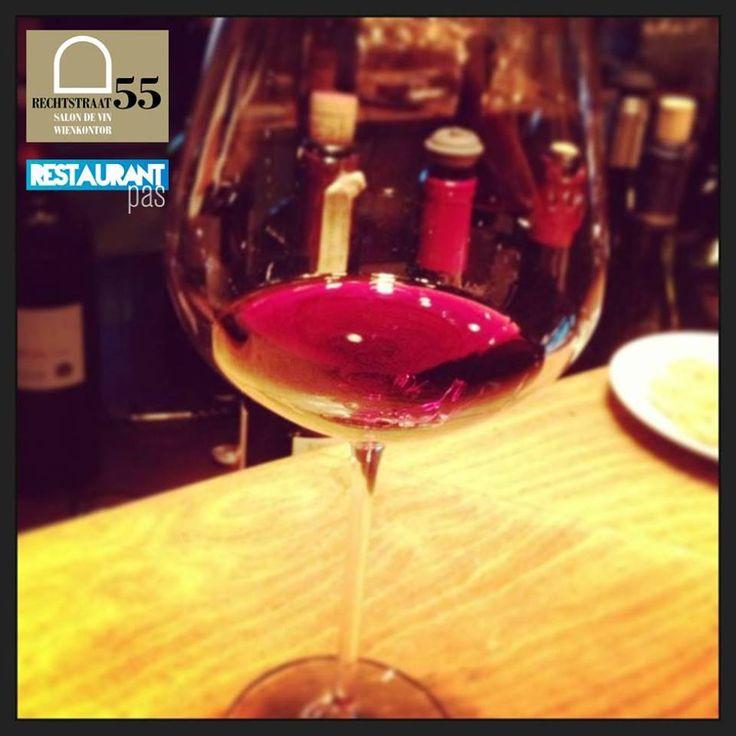 Nu ook genieten van een heerlijk glas wijn bij R55 Wienkontor met RestaurantPas Maastricht