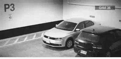 parking serré