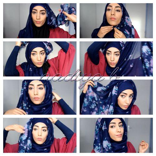 Hijab tutorial #5