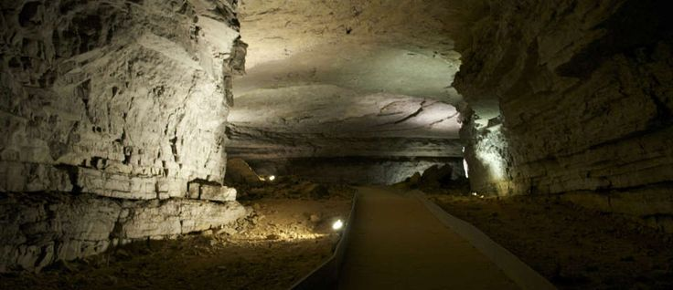 The Ultimate Guide to Mammoth Cave National Park The longest cave system known in the entire world.