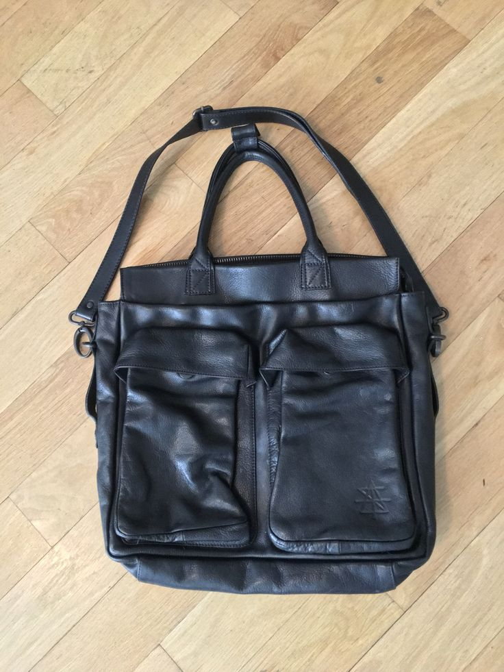 Surface To Air Lambskin military style brief-bag Size one size - Bags & Luggage for Sale - Grailed