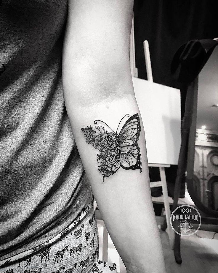 "6,258 Likes, 105 Comments - Kadu Tattoo (@kadutattoo) on Instagram: ""Tattoo da Danielly, trouxe a referência e modifiquei para tattoo dela! Nao sei o artista original…"""