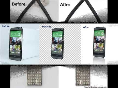 Outsourceimage clipping path service with High technique