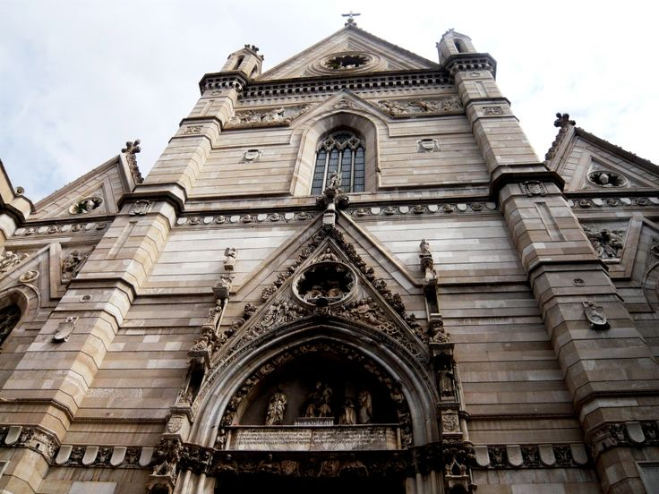 Napoli in un Pin: The Cathedral of Naples and Museum of the Treasure San Gennaro