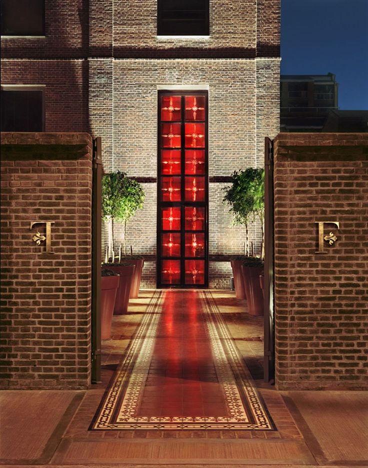 Faena el porteno hotel buenos aires designed by philippe for Designhotel 54