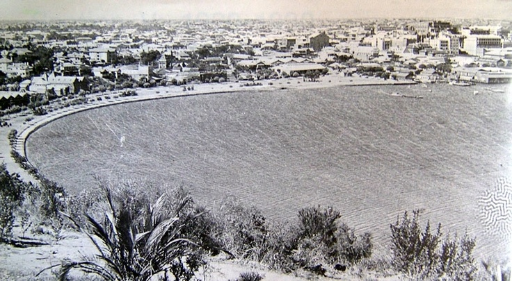 View from Kings Park, 1925 Perth Western Australia