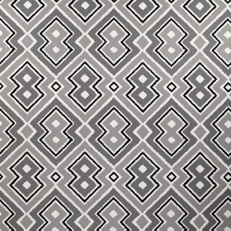 Warwick Fabrics : LENNON, Colour PLATINUM