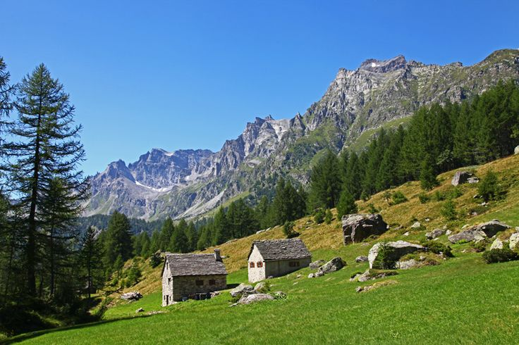 Alpe Devero, Verbania Piemonte Italy