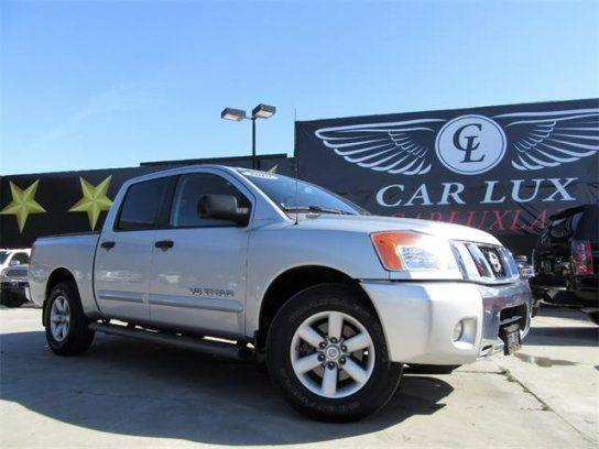 Truck, 2010 Nissan Titan SE with 4 Door in Inglewood, CA (90301)
