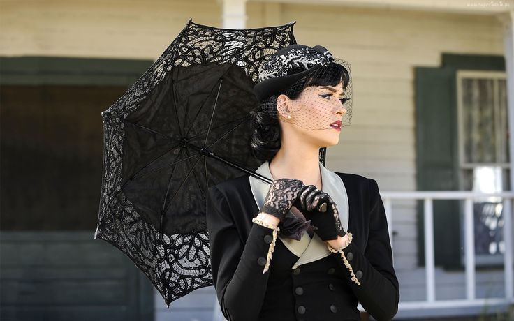 Elegancka, Katy Perry, Parasol