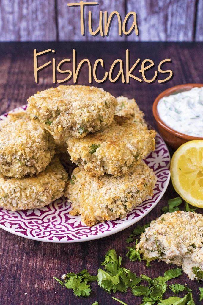 Tuna Fishcakes