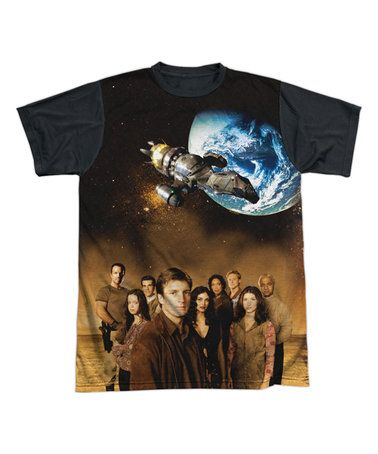 Look what I found on #zulily! Firefly Cast Tee - Adult #zulilyfinds