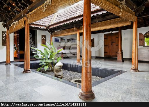 Kerala Style Living Room Designs