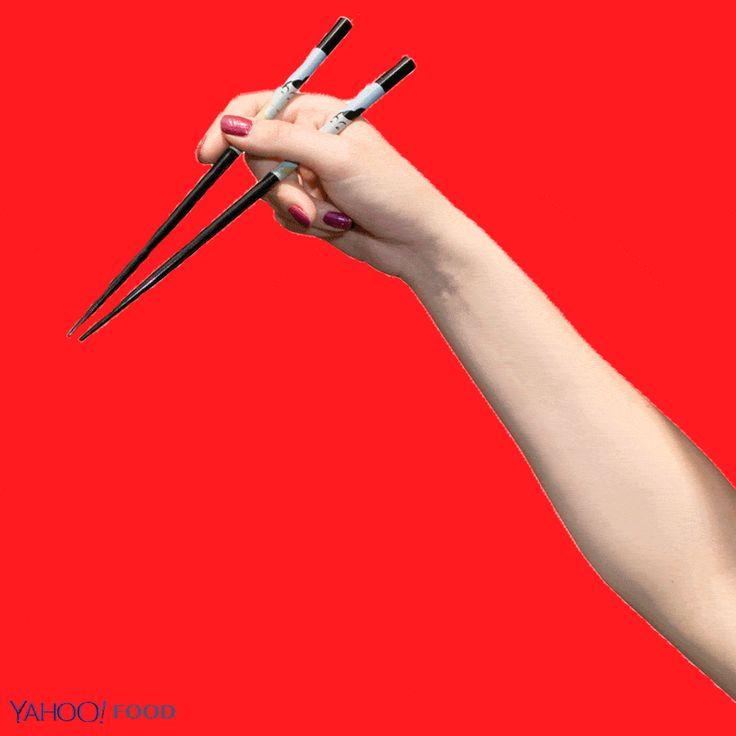 how to use chopsticks buzzfeed