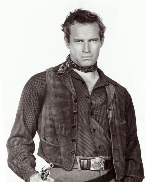 Charlton HESTON (1923-2008) * AFI Top Actor nominee. Notable Films Part 1 - 1950s & 60s: Ben-Hur (1959); Planet of the Apes (1968); Julius Caesar (1950); The Greatest Show on Earth (1952); The Naked Jungle (1954); The Ten Commandments (1956); The Big Country (1958); The Buccaneer (1958); Touch of Evil (1958); El Cid (1961); 55 Days at Peking (1963); The Agony and the Ecstasy (1965); The Greatest Story Ever Told (1965); Khartoum (1966); Will Penny (1968)