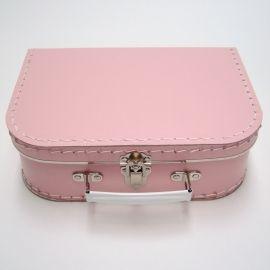 Kinder koffertje oud roze