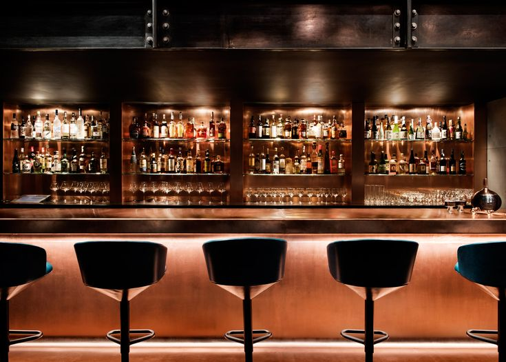 508 best Nightclub, Bar and Lounge Interiors images on Pinterest ...