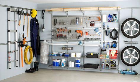 устройство гаража с подъемником - Поиск в Google