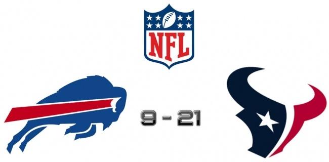 HOUSTON, Texas - No fue un partido convincente de los Houston Texans, que hicieron apenas suficiente para derrotar a unos Buffalo Bills que dieron buena pelea en la primera mitad, y sin embargo los de la AFC Sur alcanzaron marca de 7-1 por primera vez en su carrera tras despachar a los del oeste de Nueva York 21 a 9.