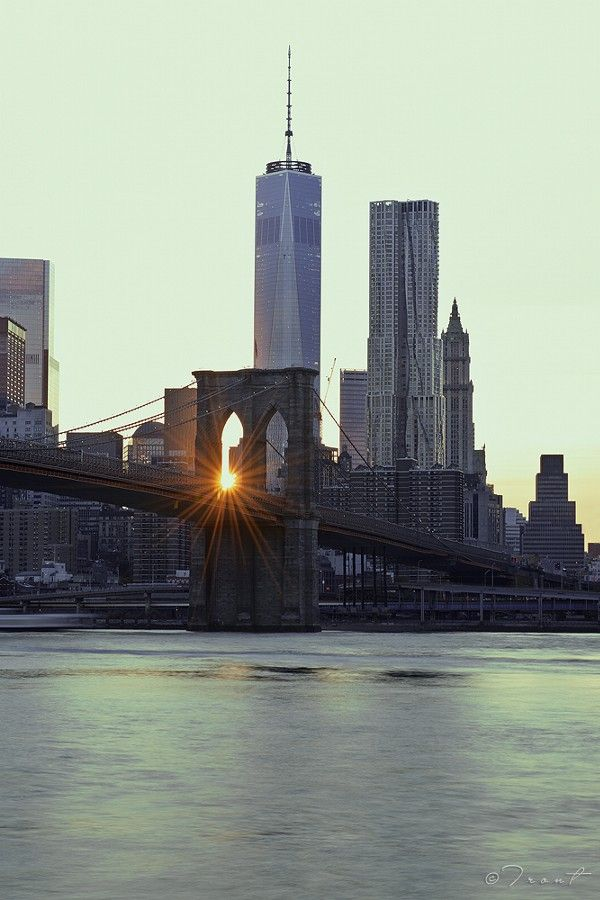 New York City, Brooklyn Bridge