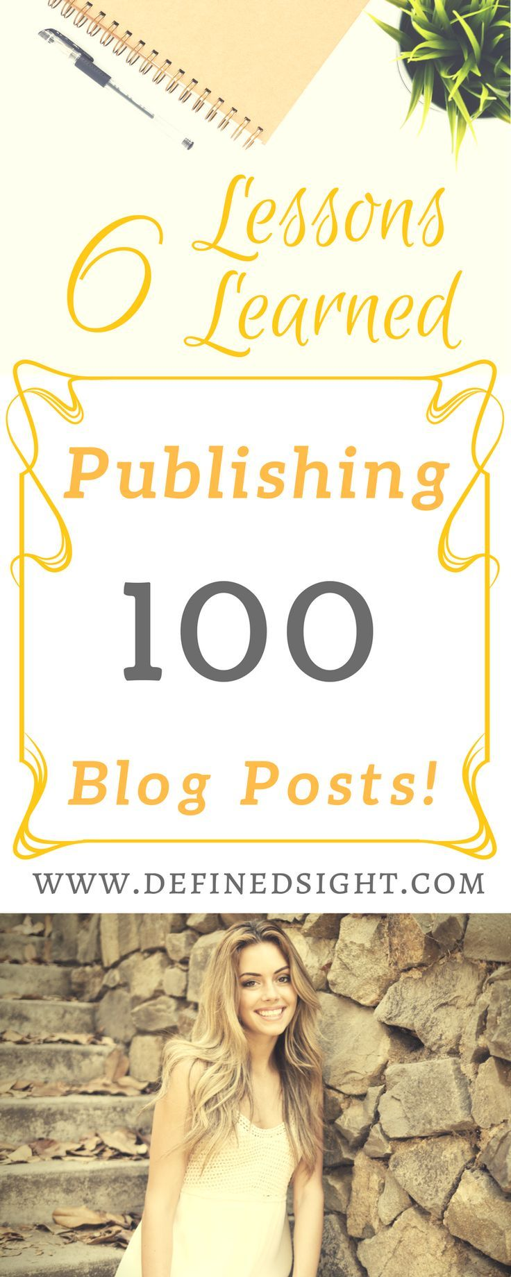 Defined Sight is celebrating their 100th Blog Post! They share their blogging lessons learned, goals with the blog and give credit where credit is due in the blogging community. Check it out, you may be listed too! #Blogging #HowToBlog #BloggingForBeginners #Lifestyle #PersonalDevelopment #ProfessionalDevelopment #Career #Finance #Budget #Savings #Richlifestyle #HowToBeHappy #BeMoreChill #DefinedSight