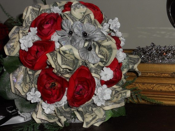 Cash Wedding Gift Amount: 75 Best Images About Money Bouquets On Pinterest