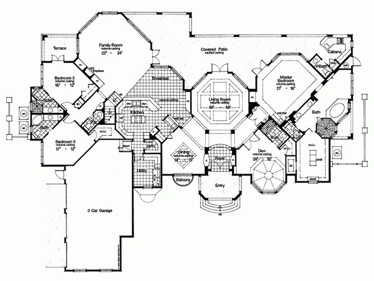 COOL house plans offers a unique variety of professionally designed home  plans with floor plans by