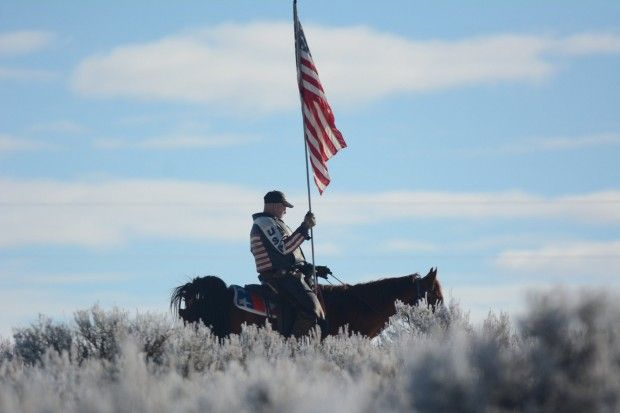 Oregon militant occupation at Malheur National Wildlife Refuge