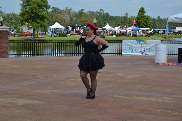 3nMotion Dance Troupe performing at the 2013 International Food & Wine Festival.