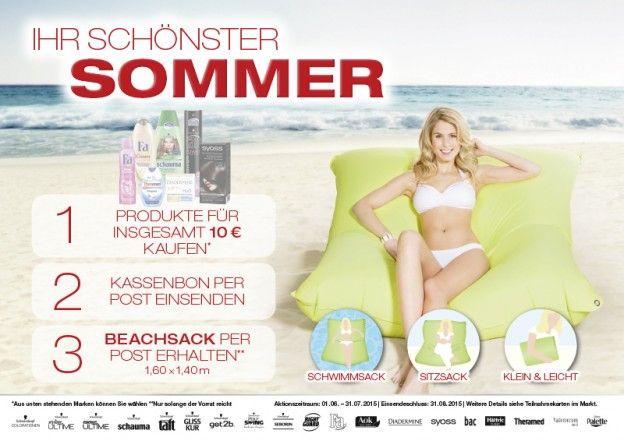Vamos a la playa – Shooting für Schwarzkopf & Henkel