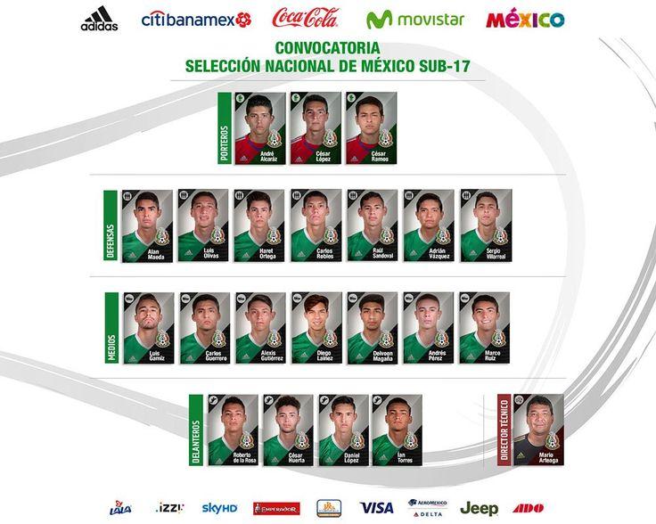 Seleccion Mexicana Sub-17