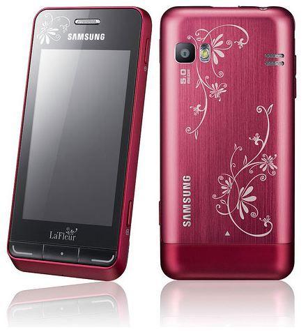 Samsung la Fleur: nuovo design per Bada Wave S7230 e Wave S5250 | Samsung Galaxy