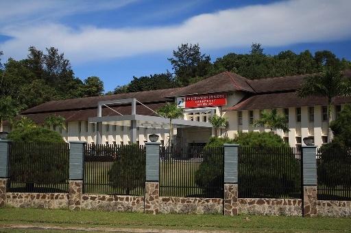 Kantor Pertamina Balikpapan    source link:  http://www.flickr.com/photos/dutoseto/4695063433/sizes/l/in/photostream/