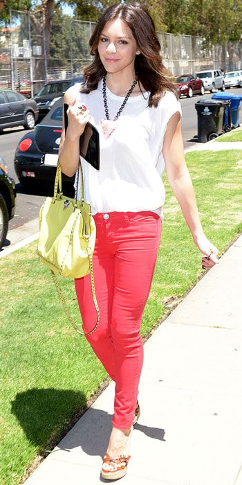 149 best Style Inspiration from Katharine McPhee images on ...