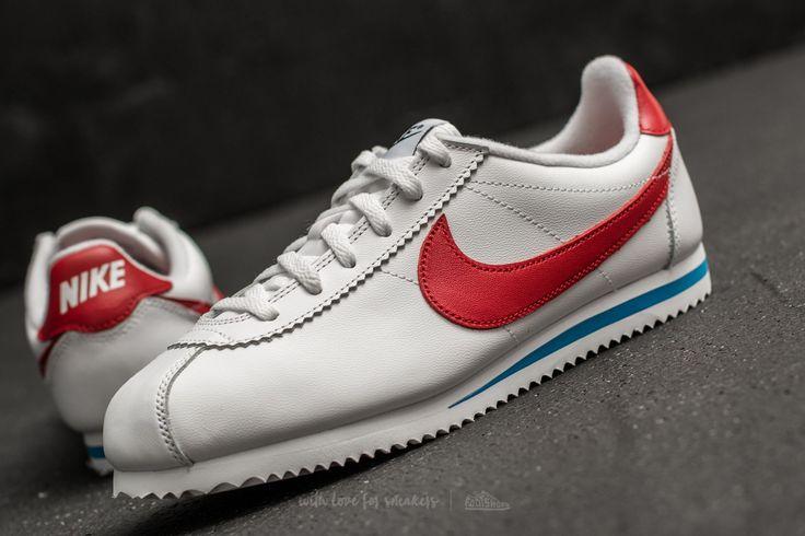 Nike Classic Cortez Leather SE (GS) White/ Varsity Red za skvělou cenu 1 890 Kč koupíte na Footshop.cz