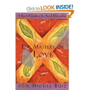Don Miguel Ruiz - The Mastery of Love - Makes my heart sing. With each page, I felt closer to myself. The end made me cry...happy tears. Has a little bit of a Landmark Education feel to it, in my opinion.