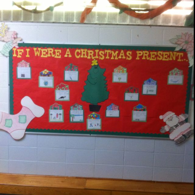 Board Decoration For Christmas: 70 Best Christmas: Bulletin Boards & Classroom Decor