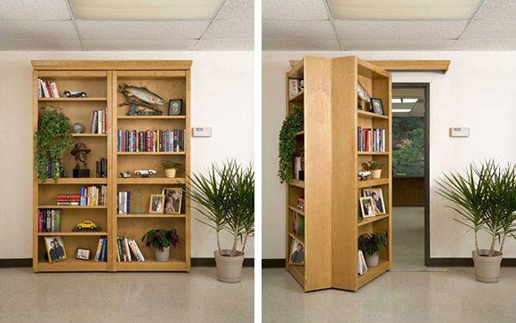 want one in my house!: Hidden Doors, Hidden Bookca, Secret Passage, Secret Doors, Bookca Doors, Hidden Rooms, Secret Rooms, Bookcases Doors, Creative Bookshelves
