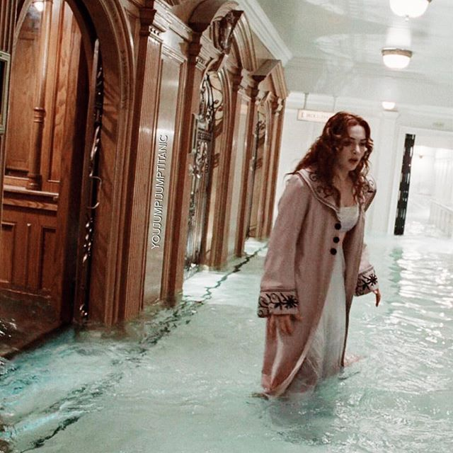 Titanic on E Deck
