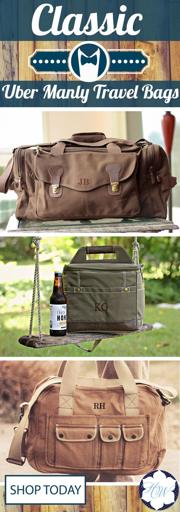 Find the perfect groomsmen gift among our wide selection of military style bags and travel gear. Shop now and take 10% off using coupon code LIFEMATTERS at checkout!