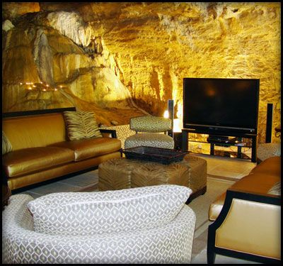 a Luxurious Cave May Sound
