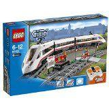 #Giochiegiocattoli #10: Lego City Trains 60051 - Treno Passeggeri Alta Velocità